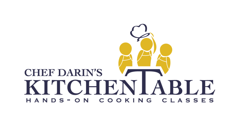 Chef Darin's Kitchen Table - Hands-on Cooking Classes in Savannah, GA